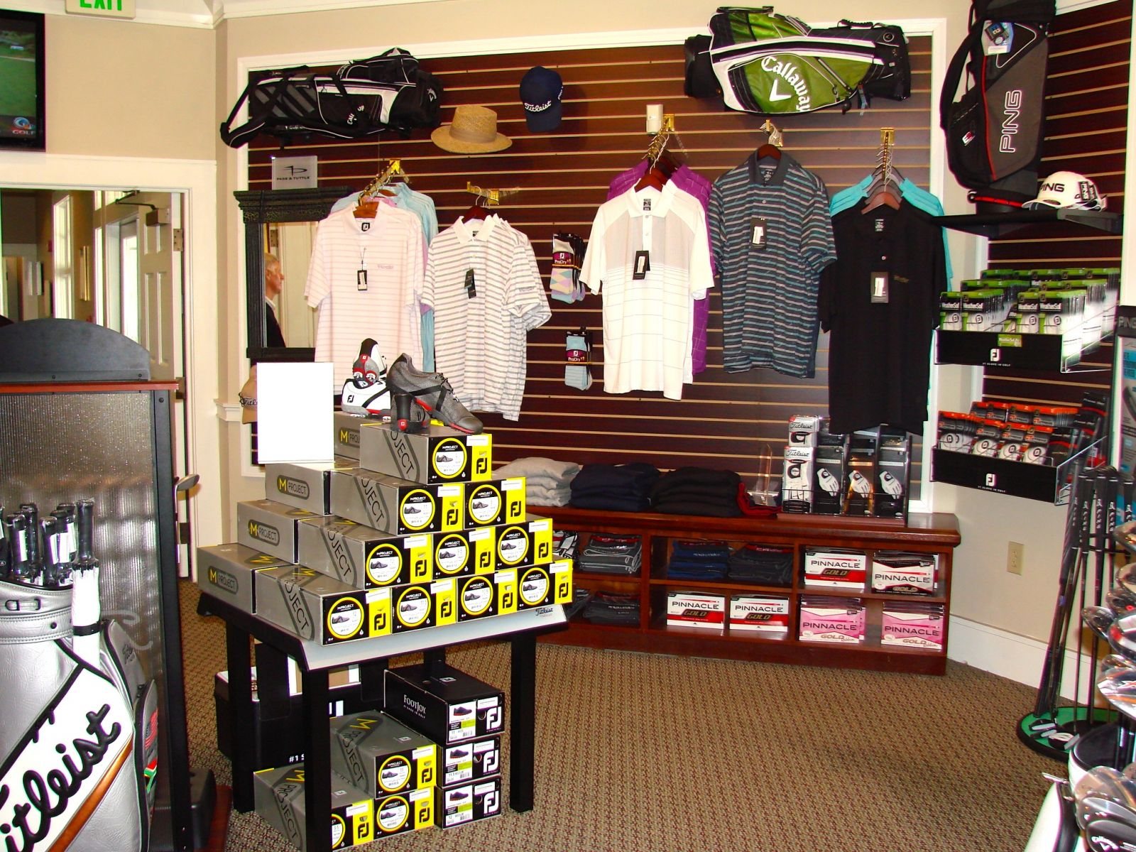 Coosaw Creek Country Club Pro Shop
